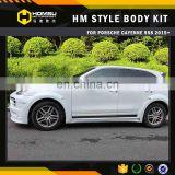 958 Body Kit Manufacturer for porsch cayenne 958 diffuser bumper 100%fitment