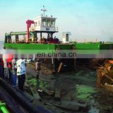 3500m3 China Sand Dredging Equipment with cutter head