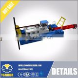 "8"" - 20"" middle cutter suction dredger hydraulic or mechanical system for sale"