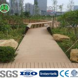 wood plastic composite co-extrusion decking