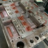 Injection Cover Mould ABS GF Molding Part Injection Mould Making