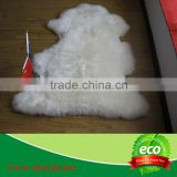 Home decoration dyed sheepskin rug