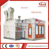 GUANGLI Professional Manufacturer GL6-CE Hot Sale Automotive spray oven bake booth for sale