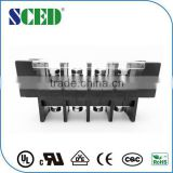 21mm Perforation terminal block connector barrier type terminal strip