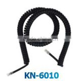 Telephone Accessories Coiled cord for telephone handset