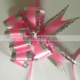 Wedding Ribbon flower, Christmas Pull Ribbon Bow, Pull Butterfly tie                                                                         Quality Choice