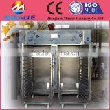 Automatic temperature control fruits dryer/trolley drying box for apple, almonds, date, walnuts