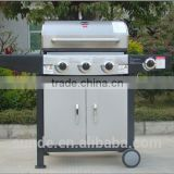 CE Approved 3 Burners the Best Weber Barbecue Gas Grill
