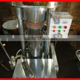 serviceable hydraulic Pine nuts oil press machine