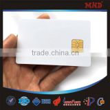 MDC712 OEM sublimation PVC smart id card/blank smart card                                                                         Quality Choice