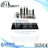Good looking 7 in 1multifunction for salon sell well in Italy mesotherapy gun Skin Rejuvenation Equipment