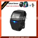 Wholesale Cheap Optical heart rate watch bluetooth smart watch with optional heart rate monitor
