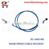 High quality factory directly selling PEUGEOT auto parts CLUTCH CABLE 2150-Z5,hebei factory