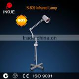 B-609 New arrival infrared lamp,skin care red light physiotherapy anti inflammation infrared lamp