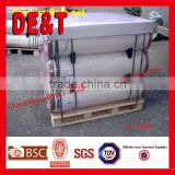 hot sale bale net wrap, green agricultural silage film, model small round hay baler