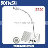 Counter intercom system window intercom E320