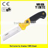 China manufacture High grade straight electrical knife with special steel material,no rust