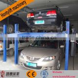 China supplier offer CE cheap used home garage car lift with cheap price inground parking lift