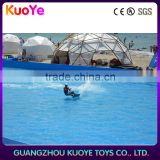 20x50 Meters Frame Type Outdoor Swimming Pool Equipment,inflatable pool type pvc frame pool,Big Frame Swimming Pool