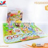 New animal party Music Electronic Playmate Baby Play Mat baby playing mat activity mats for babies