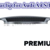 Rear diffuser/lip for Audi A4 B8 B9 S-line