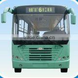 10m 19-40 seats FAW engine manual CNG city bus for sale