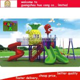 Animal sculpture plastic commercial kids outdoor equipment Animal theme outdoor playground H30-1078