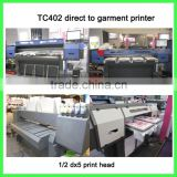 INQUIRY about 40*30CM*4 plates Size Direct To Garment Printer T Shirt Printing Machine