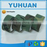 100% Cotton Wholesale Wild Green Camouflage Tape With Our Own Popular Design From China 017