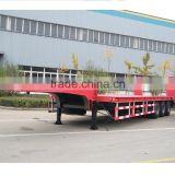 distributors and factory supply ATVs heavy duty truck towing low bed semi trailer for saudi arabia