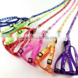 lead leash harness wholesale pet collar leash harness pet dog harness leash collar                                                                         Quality Choice