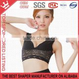 Women's Mesh Lace Underwired Ladies Breast Lift Up Bra