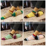 Beautiful pretty young girls ankle socks cheap socks wholesale in zhuji