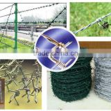 hot dipped galvanized barbed wire wholesale price