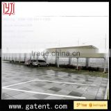 China factory PVDF Cover Q235 Steel Waterproof Tent Guarantee year 10years permanent structure
