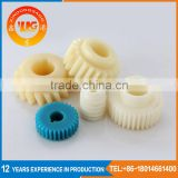 Manufacturers selling plastic gear MC nylon gear plastic wear-resisting plastic gears sprocket gear custom processing