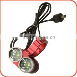Bicycle Accessories camping light fishing hunting headlight XM-U2 1900lm Bike Head front Lights