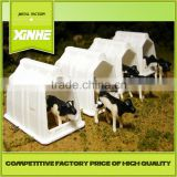 Hot sale wholesale Dairy farm equipment indoor use calf hutch