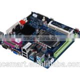 H81 Lga1150 lvds mini pc kisok machine industrial mini itx motherboard with sim slot