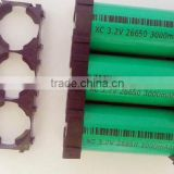26650/18650 battery holder Electric vehicle battery