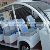 Customized electric sightseeing car!! high reliability, automatic thermostat, with big calorific value