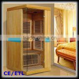 far infrared heaters sauna low emf