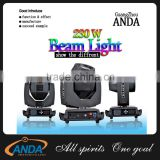 2016 High Quality Dj Equipment Moving Head 200w 5r,230w 7r, sharpy beam light sky beam light sharpy beam moving head light