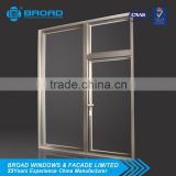 Top consumable products ce aluminum casement window import from china