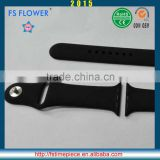 FS FLOWER - Factory Supply 1:1 Quality Smart Android Wrist Watch Silicone Band