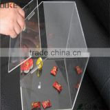 factory direct sale fashion design acrylic candy box wholesale