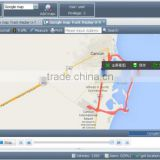 gps tracking system including web based gps tracking software with open source code