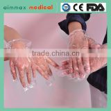 2016 New Arrival Malaysia manufacturer non sterile medical examination latex gloves