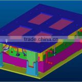 China made Car Moulding,Car Body Mould,Headliner Tooling