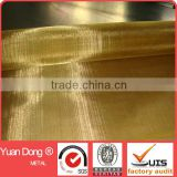 Liquid Filter Brass WIre Mesh With Good Extensibility and no Magnetism